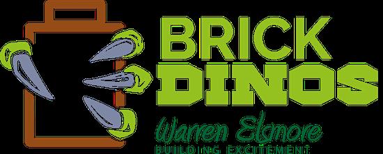 Brick Dinos tour folder