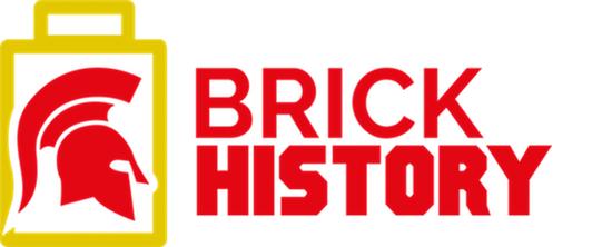 Walk through history in LEGO bricks