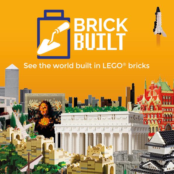 Brick Built — Warren Elsmore