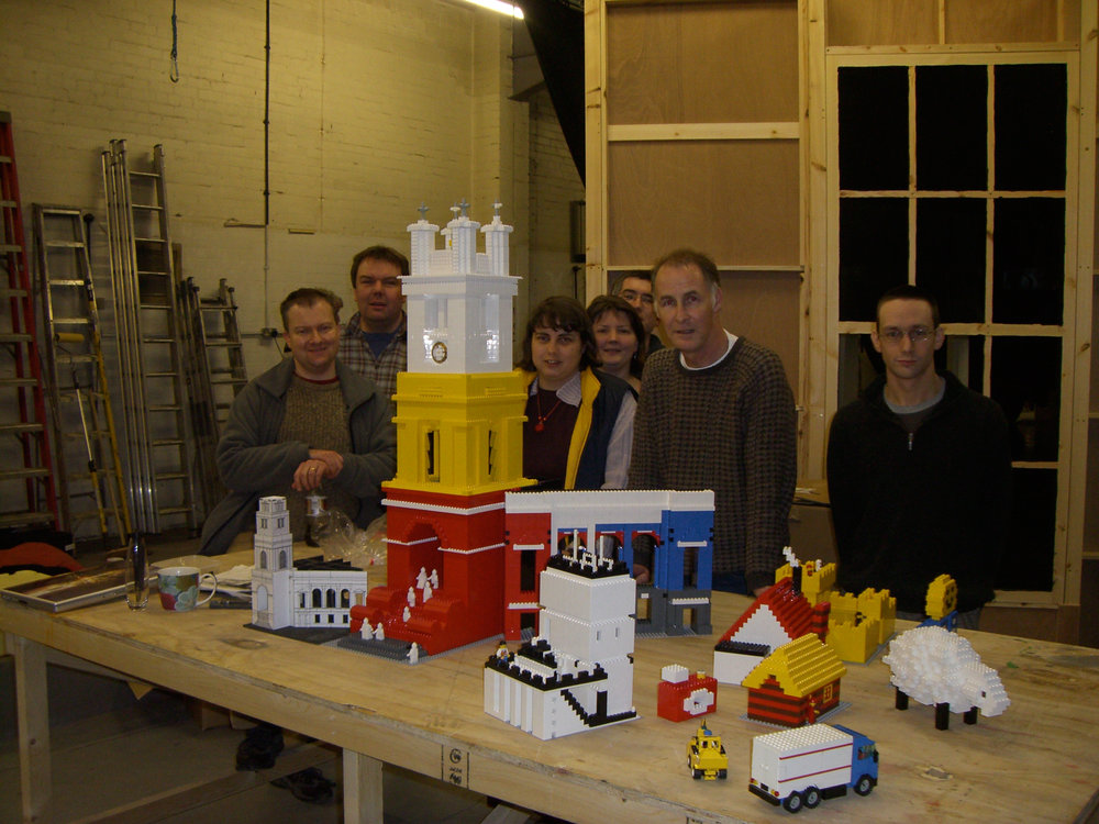 From left to right: Ed Hockaday, Steven Locke, Sian Hockaday, Teresa Elsmore, Me, David Graham and David Mackenzie