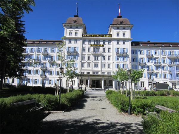 Kempinski St Moritz