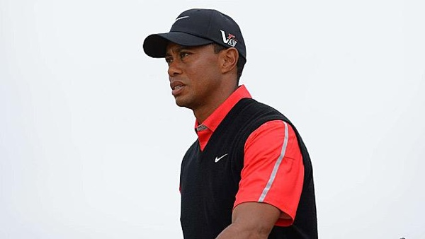 Tiger Woods Abysmal Sunday at the British Open