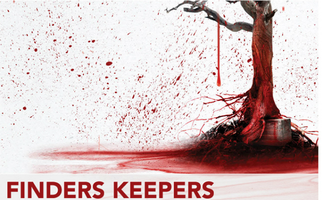 Resultado de imagen para finders keepers stephen king