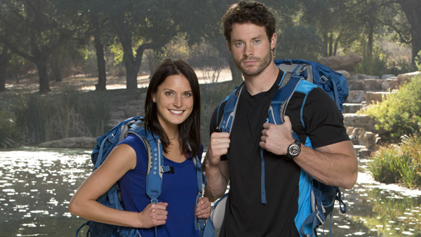 Are any of the blind date couples from amazing race still dating