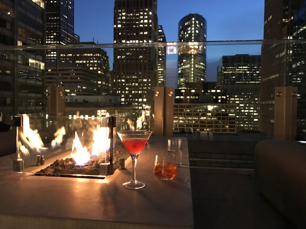 Day 3 - Bad Wine, Great Cocktails - May 15, 2017