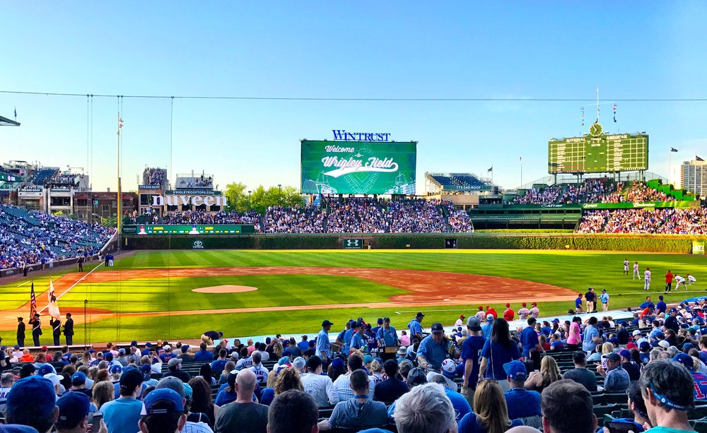 Day 4 - Take Me Out to the Ballgame - May 16, 2017