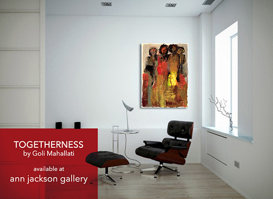 Togetherness at Ann Jackson Gallery.jpg