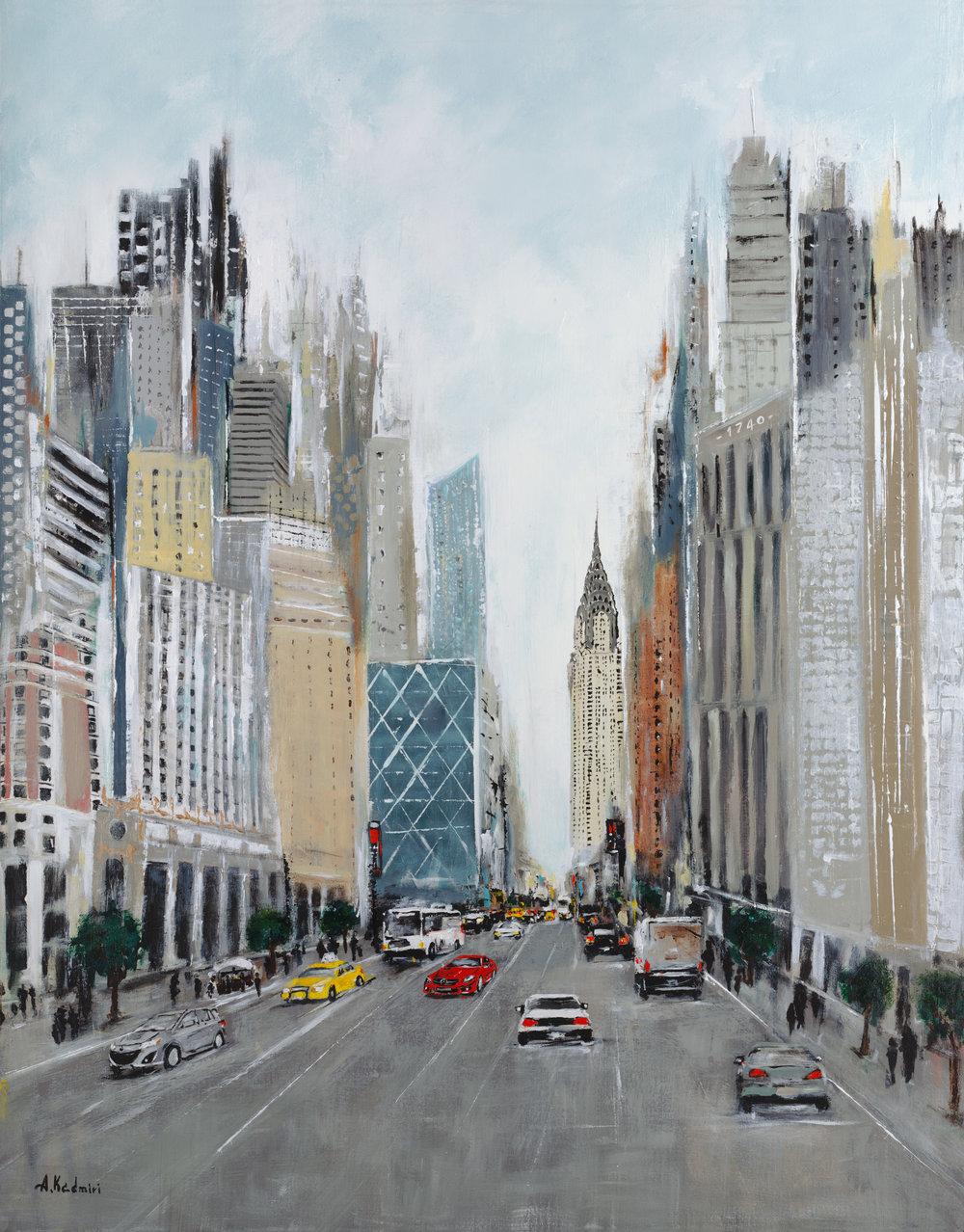 New York Vibe