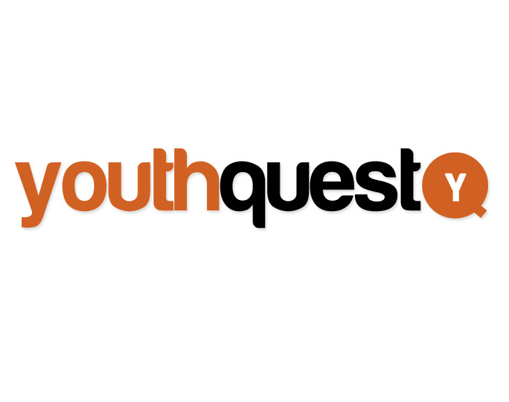 Logo for a church youth group