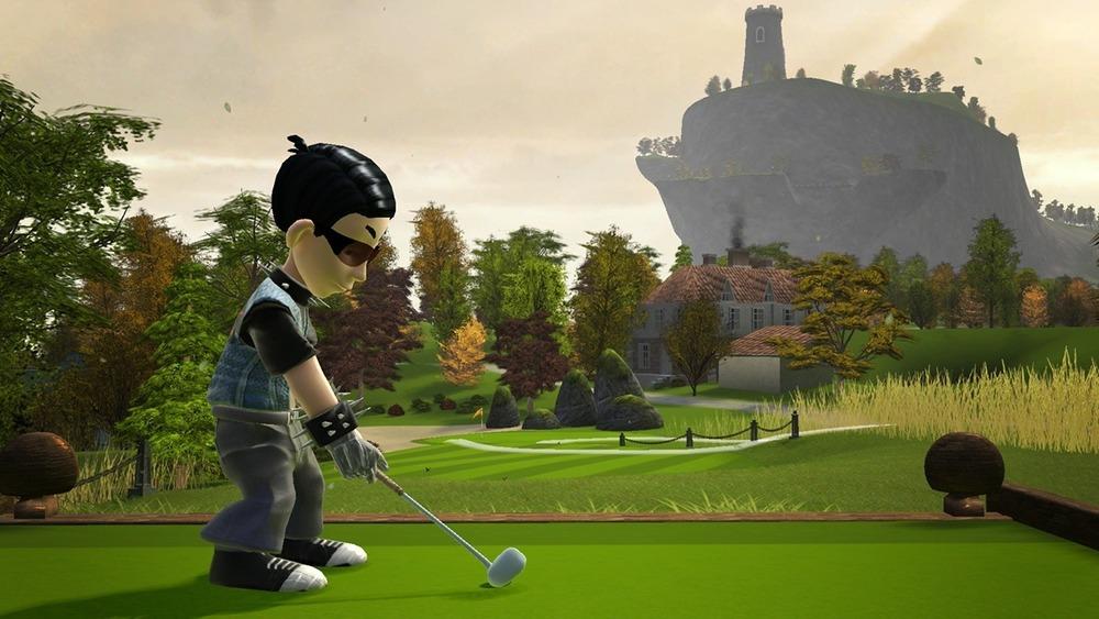Golf: Tee It Up!