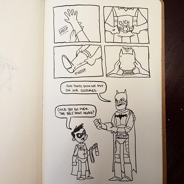 BatmanSuitUp