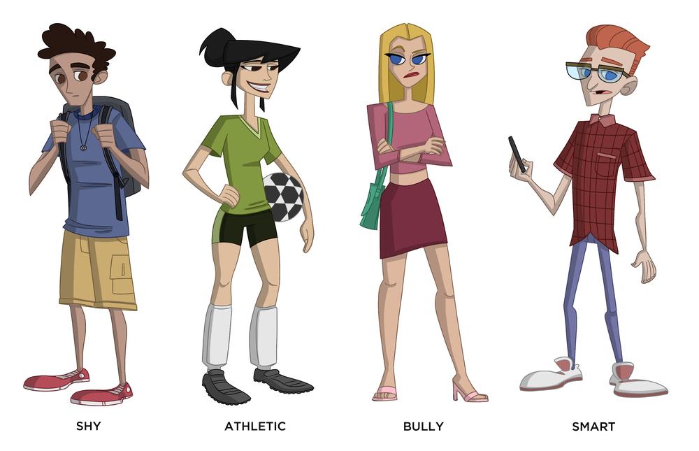 Character Design Stephen Silver Download : — austin light