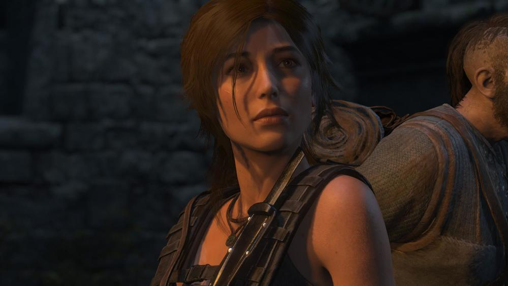 New Lara from Rise of the Tomb Raider, 2016