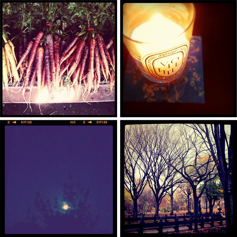 A few Instagrams from last Fall by our awesome readers!