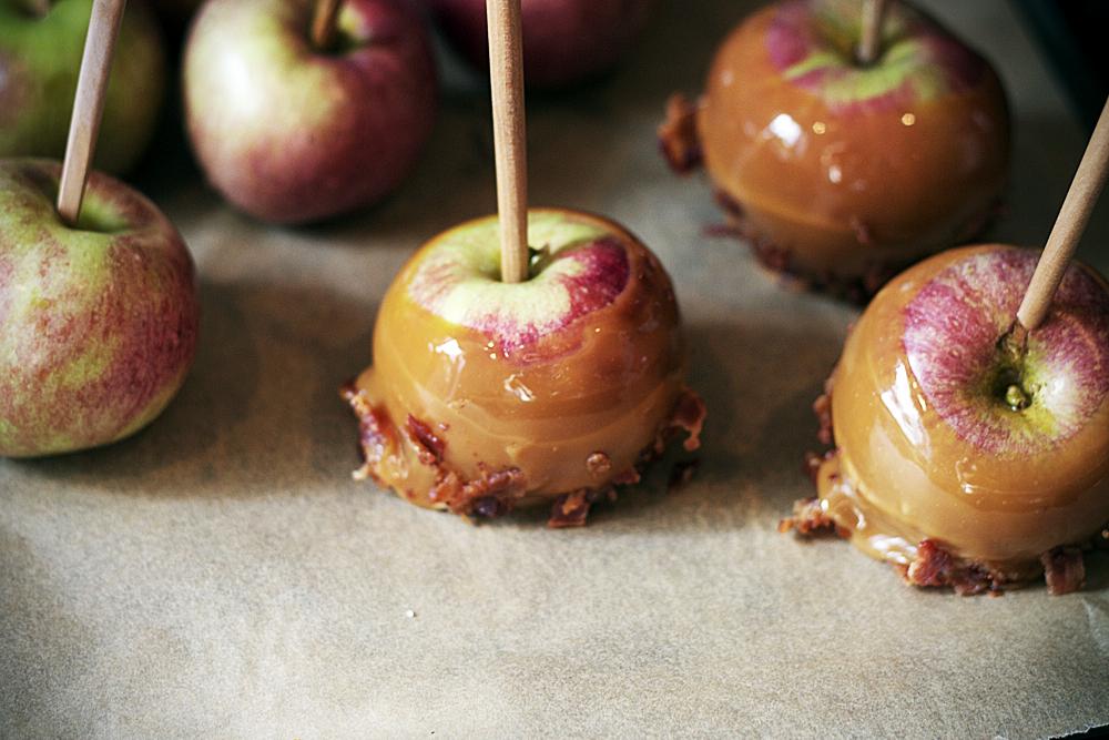 Sexy Caramel Apples