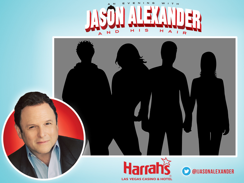 Jason Alexander Commemorative Photo Template