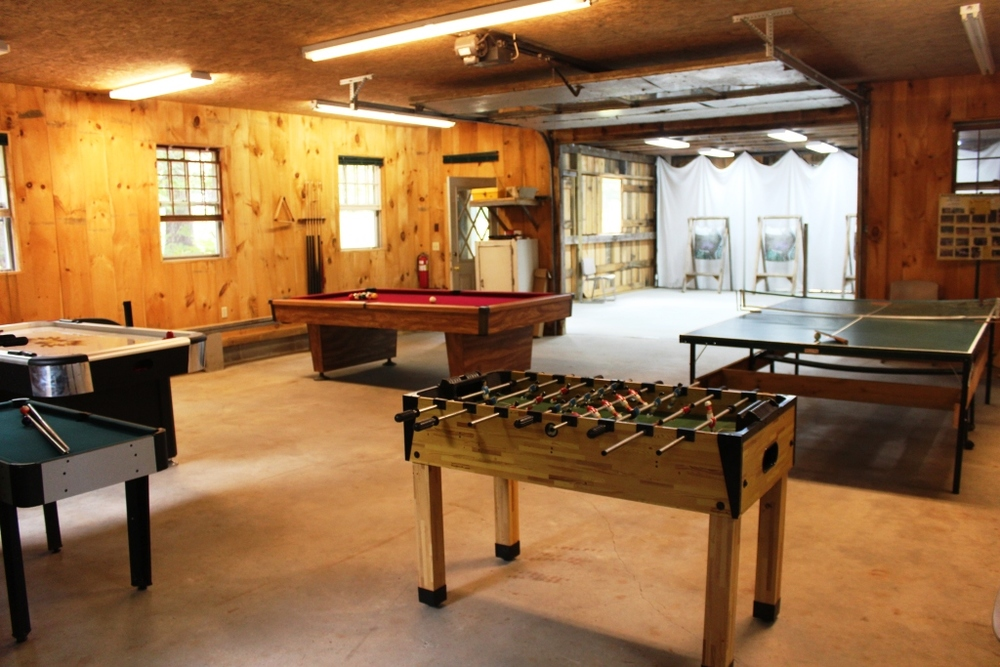 Enjoy our Private Recreation facility