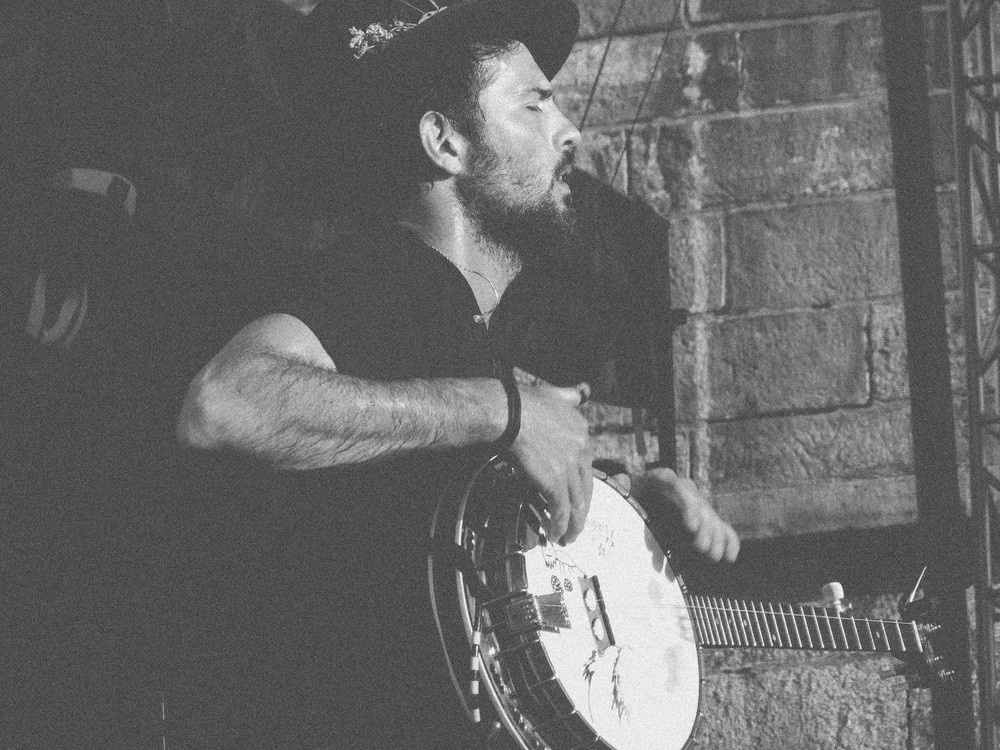 Scott Avett PHOTOCRED: Callen
