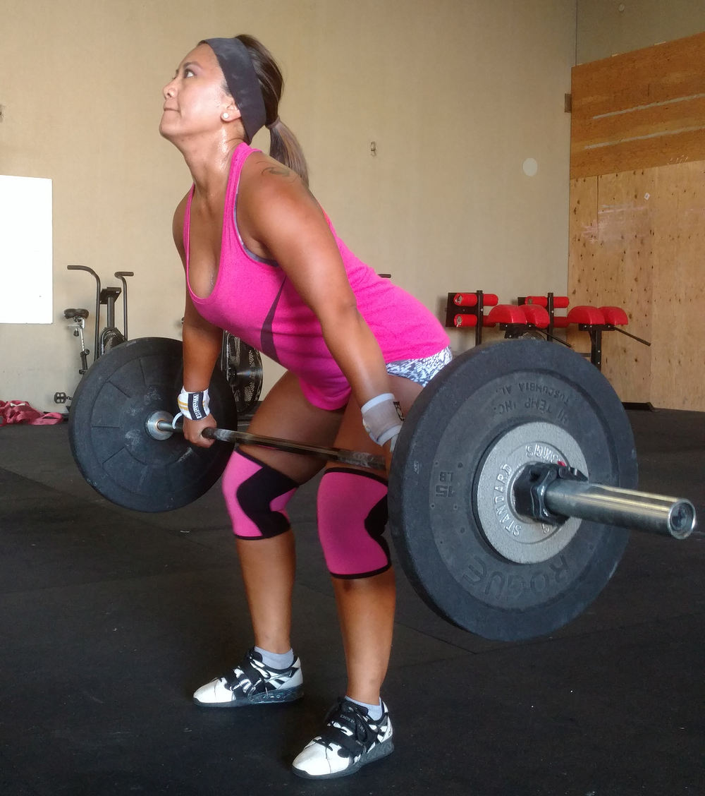 MARNELLI ABALLA - CrossFit Level 1