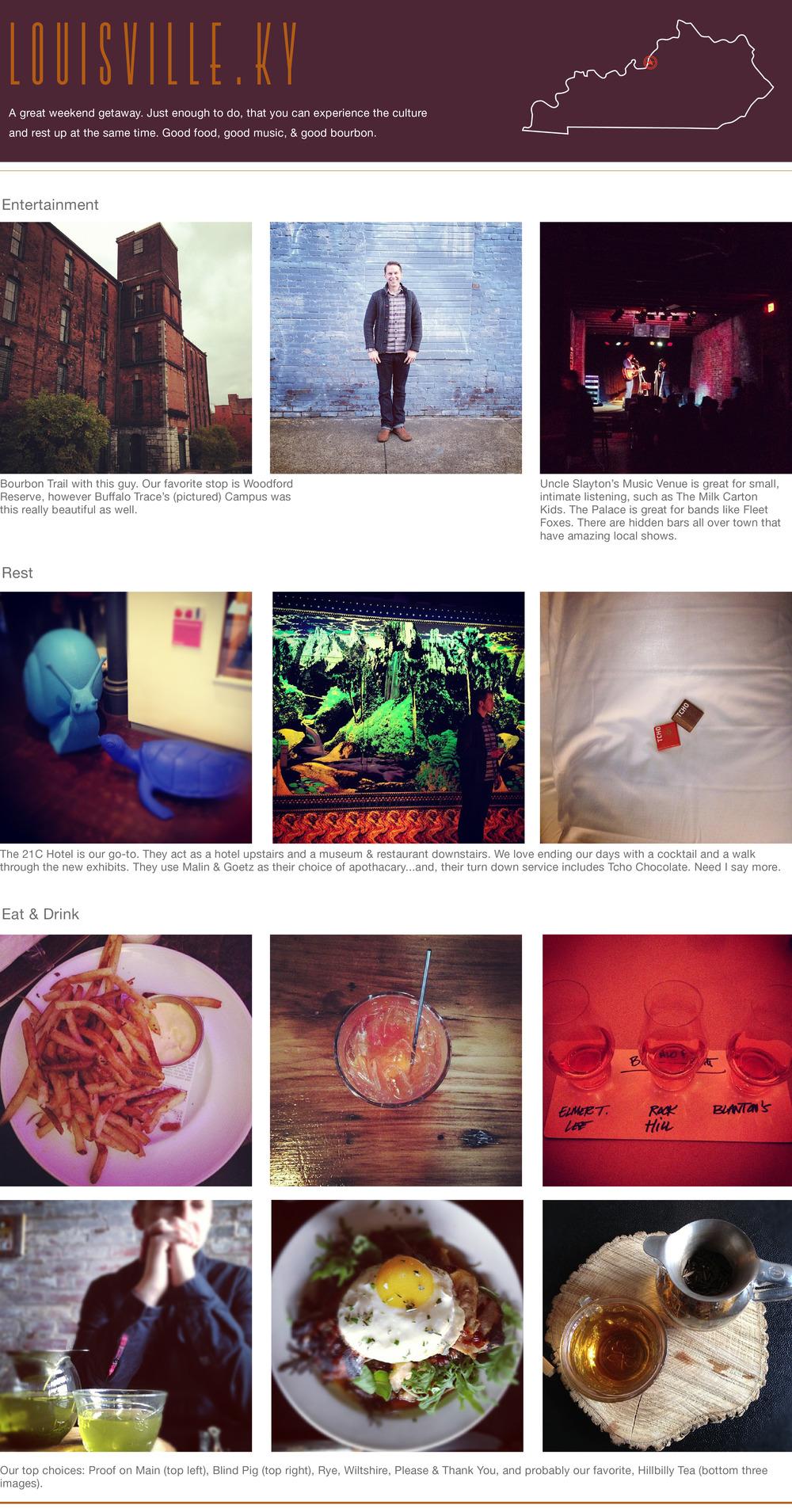 images via ginger&birch instagram