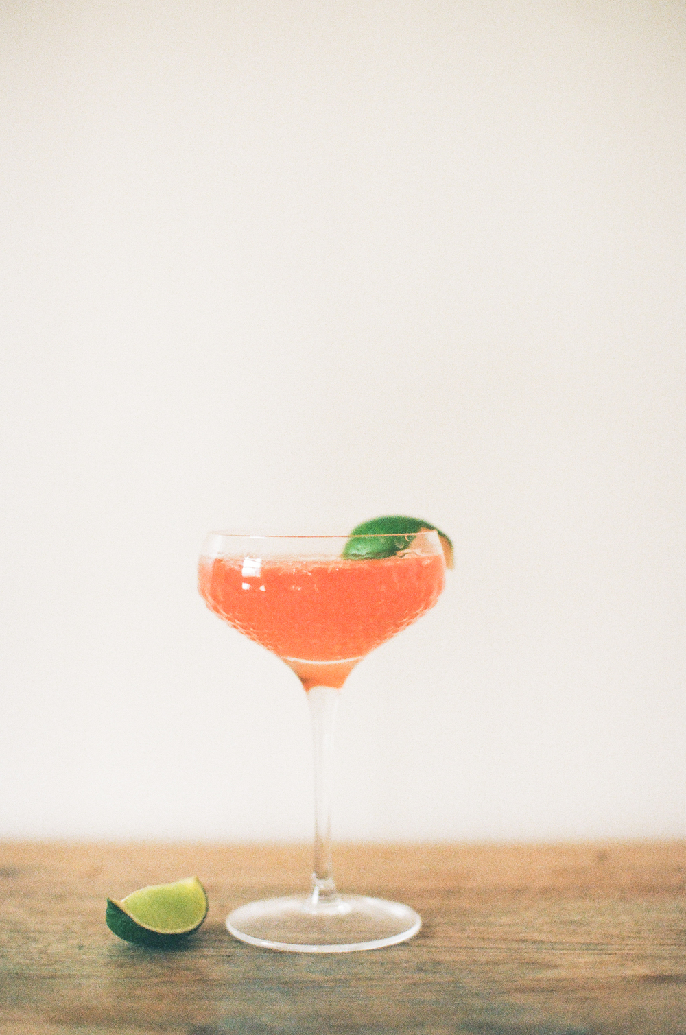Neon Cocktail! gingerandbirch.com / photo by lily glass