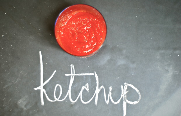 Raw Vegan Ketchup - Better Than Heinz