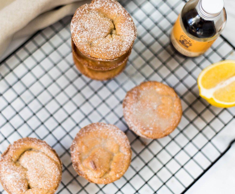 gluten free vegan muffin recipe | #puremamas
