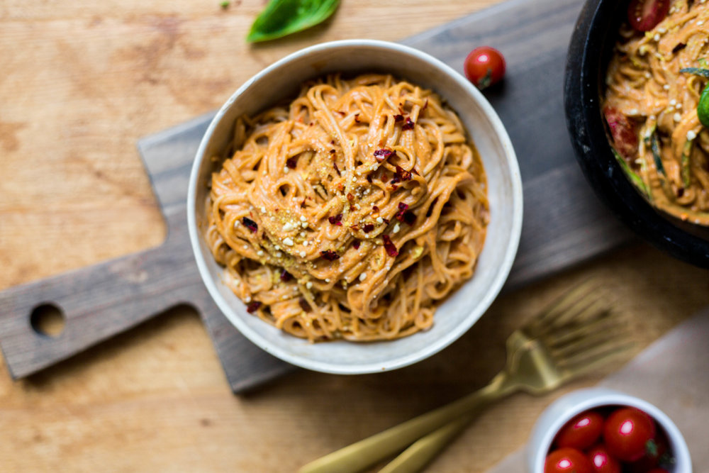 Raw Vegan Family Friendly Marinara Recipe | Plant-based | Healthy #dairyfree #glutenfree #puremamas