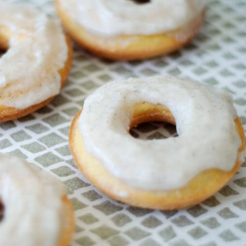 cornbread donuts