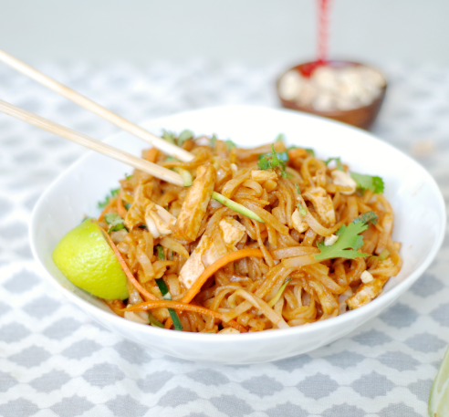 Basic Pad Thai
