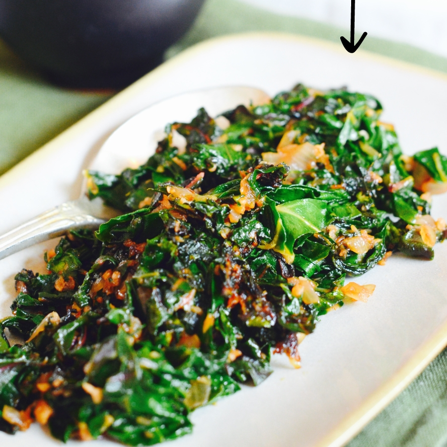 Your Basic Sautéed Greens