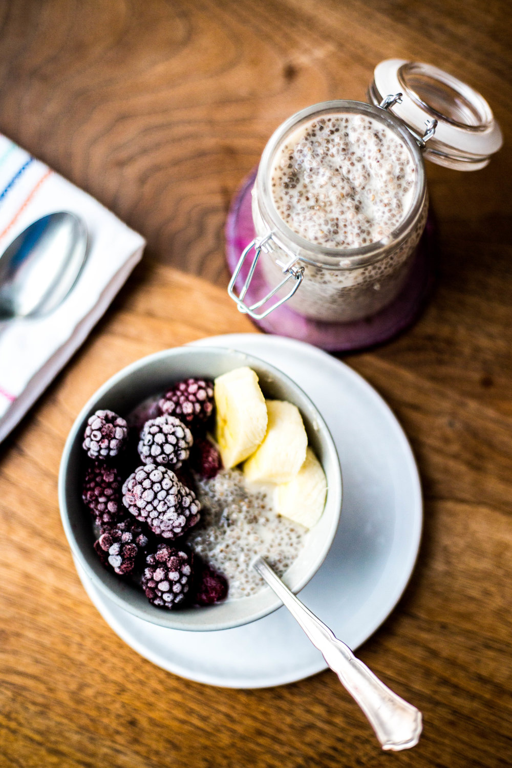 Chia Seed Pudding Recipe | Delicious & Simple | Vegan & Gluten-free | #puremamas #purekitchenblog
