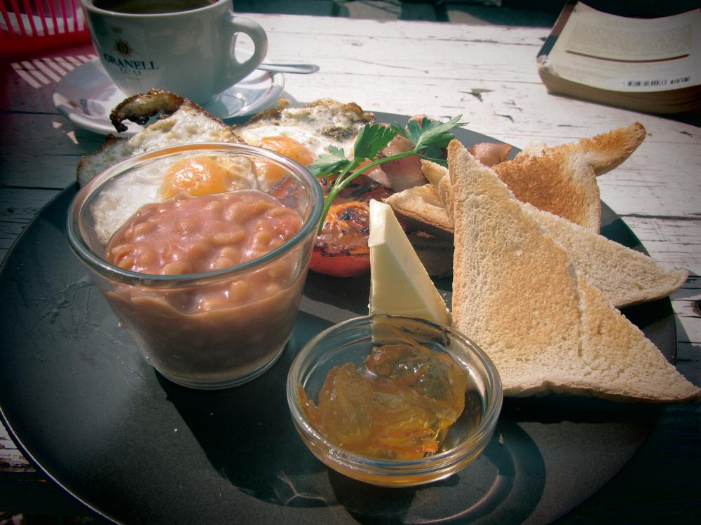 Nest Breakfast