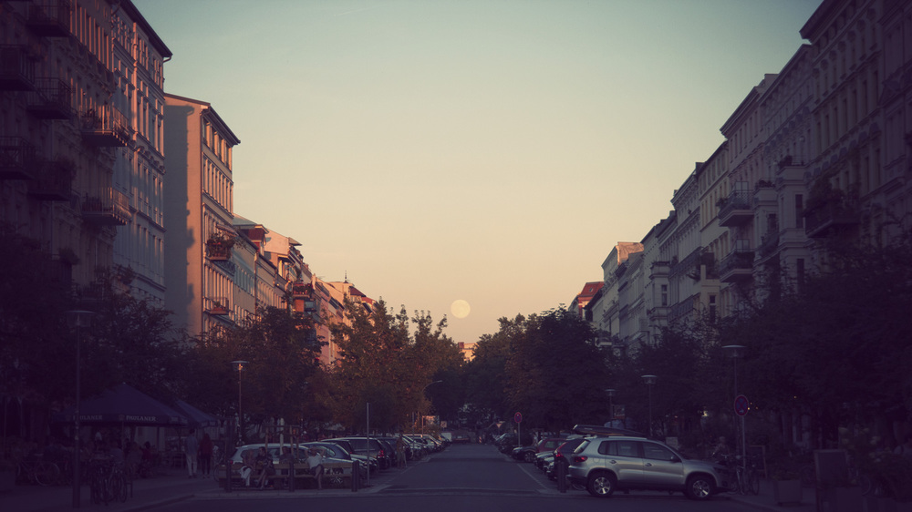 Moonrise Kingdom - Oderberger Strasse