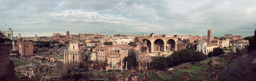 Hello Rome. It's lovely to meet you!
