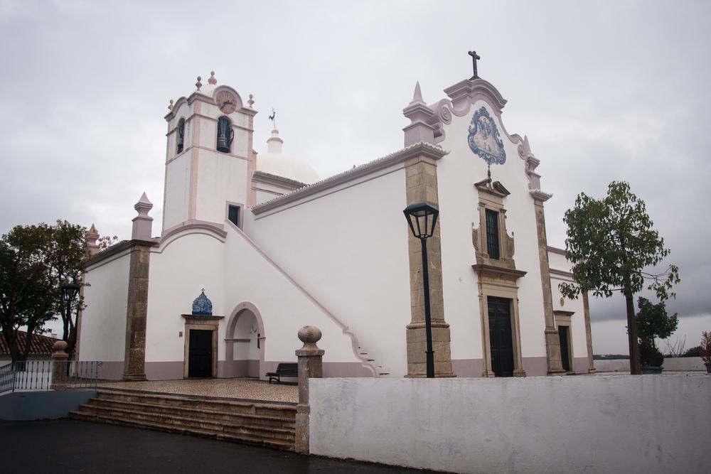 Church of São Lourenço of Almancil