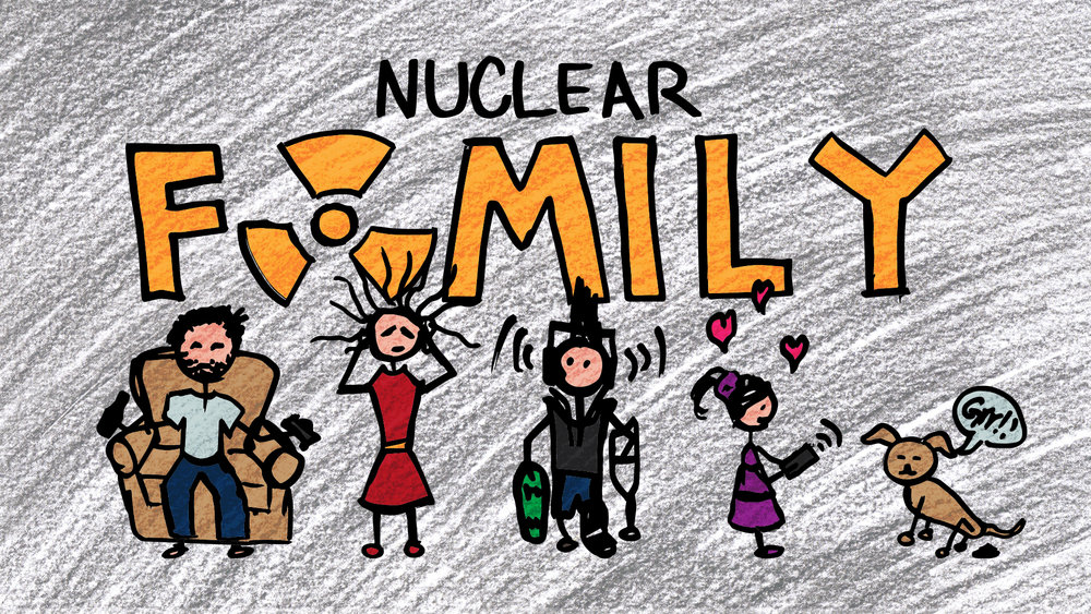 the conventional nuclear family in britain today A nuclear family is a family comprising father, mother and children living together, but no other relatives or borders by contrast an extended family includes other relatives living in the household during the past four decades.