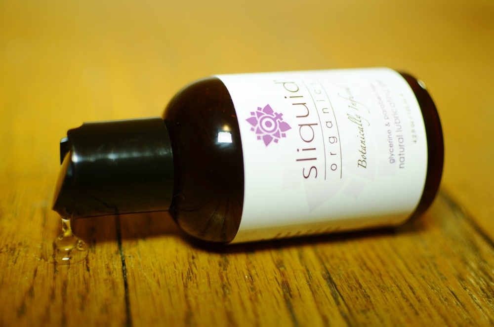 Sliquid  Organics Natural Lubricating Gel is a lube with a lot to offer.