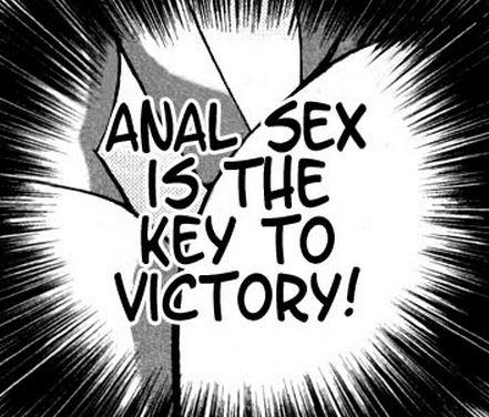Anal sex bottom