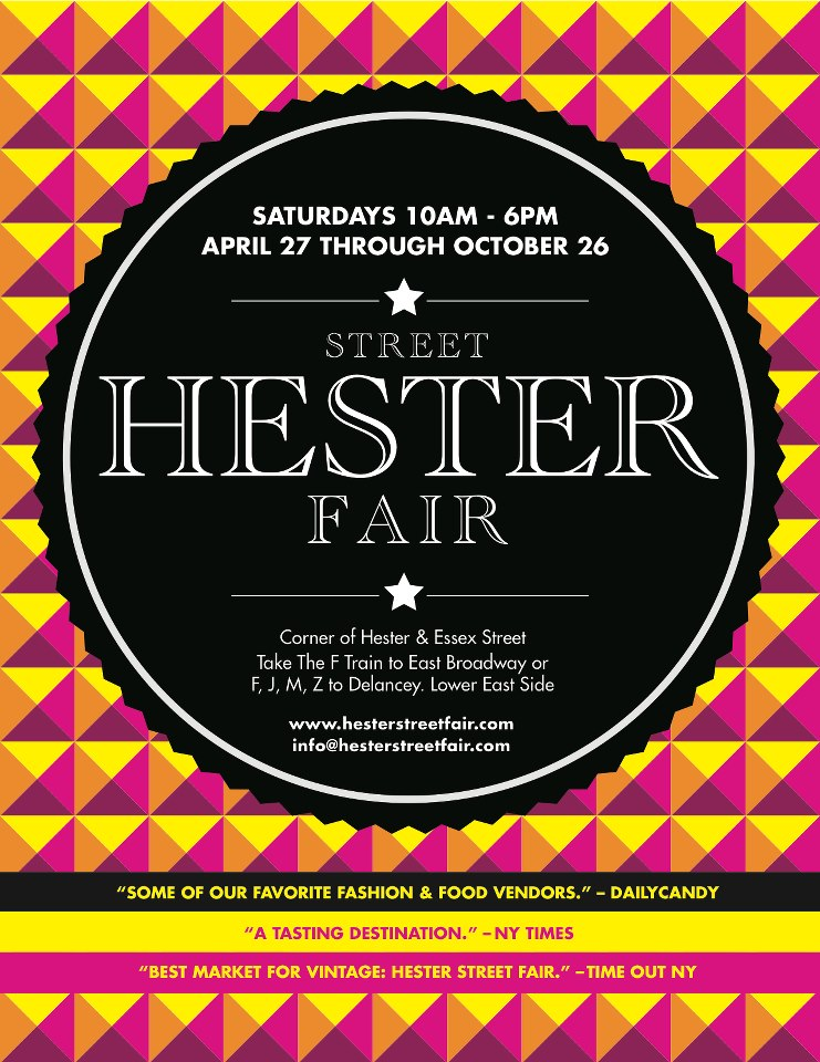 Hester Street Fair — WINK AND FLIP