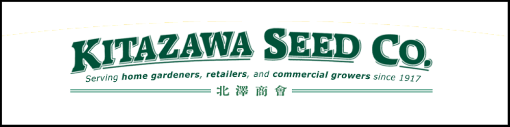 The oldest seed company in America specializing in Asian vegetable seeds.