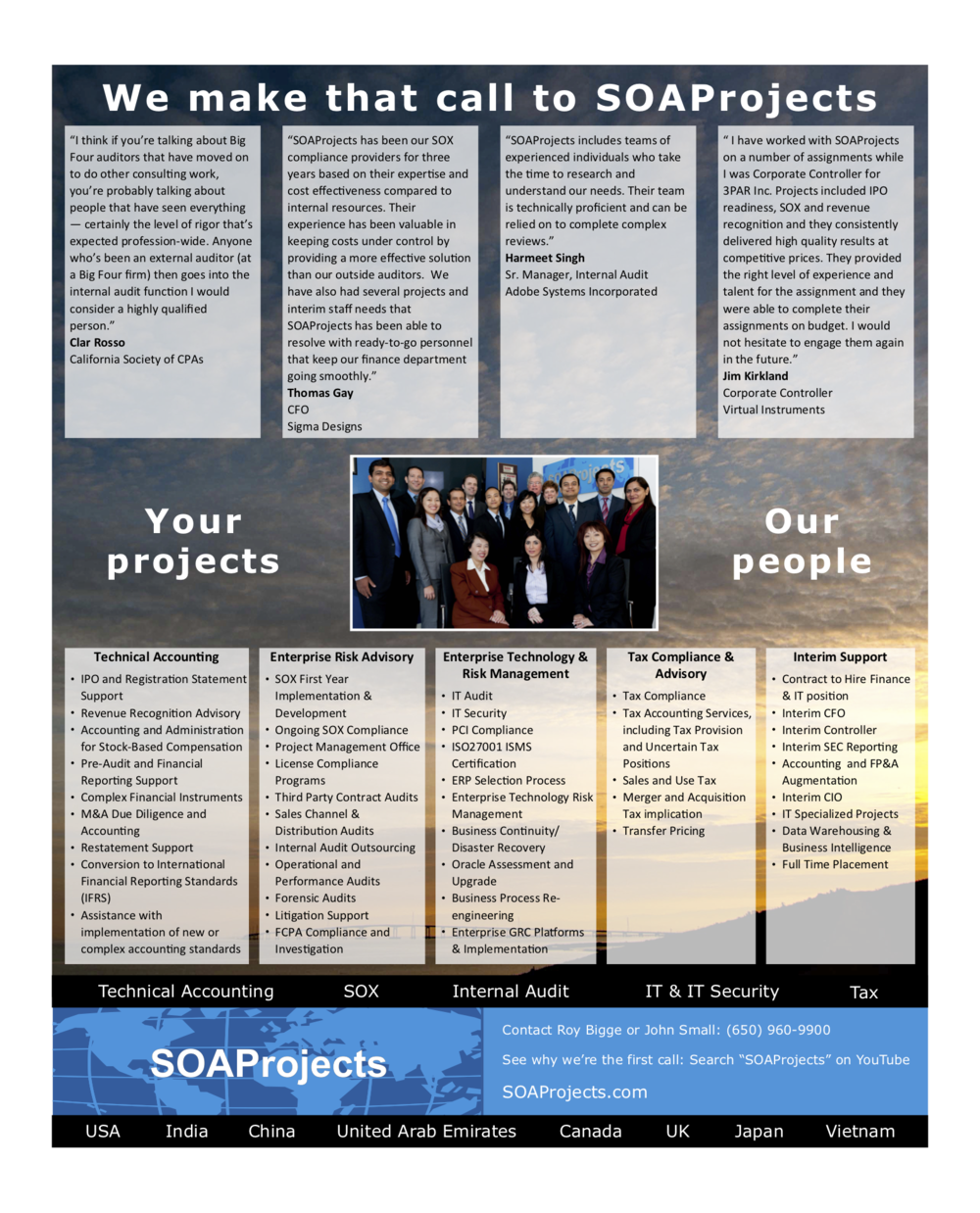 SOAProjects November Ad-back.png