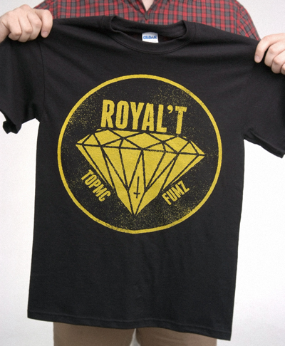 Royal'T T-Shirt