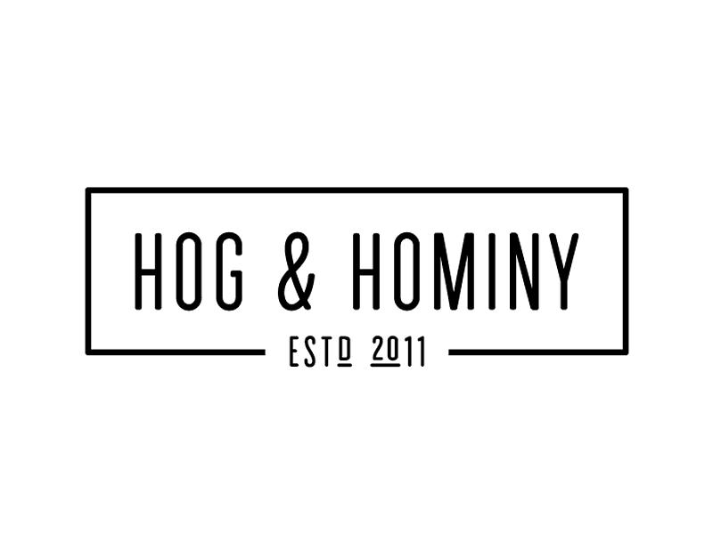 Hog & Hominy Logo