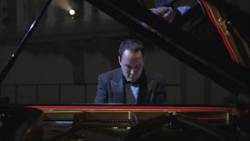 Dave Matthews plays the Piano, Leroi Plays the Oboe