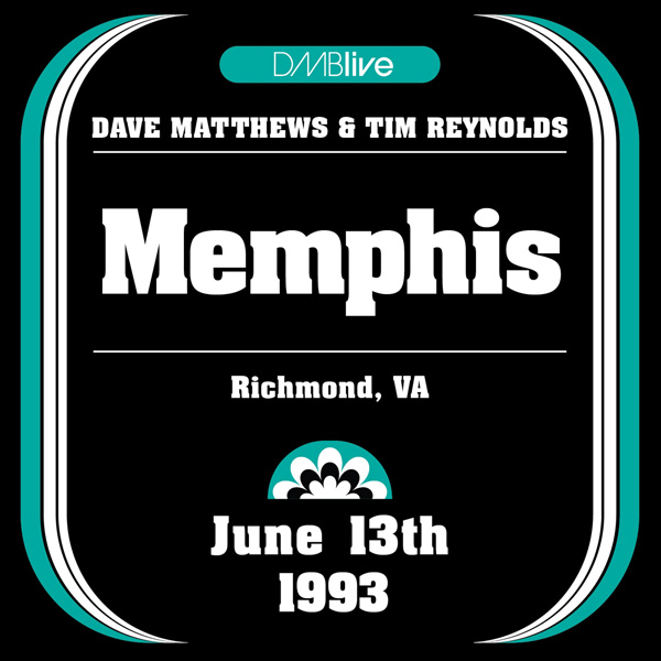 DMBLive: Memphis - Richmond, VA - 1993-06-13