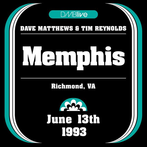 DMBLive: Memphis - Richmond, VA - 1993-06-13