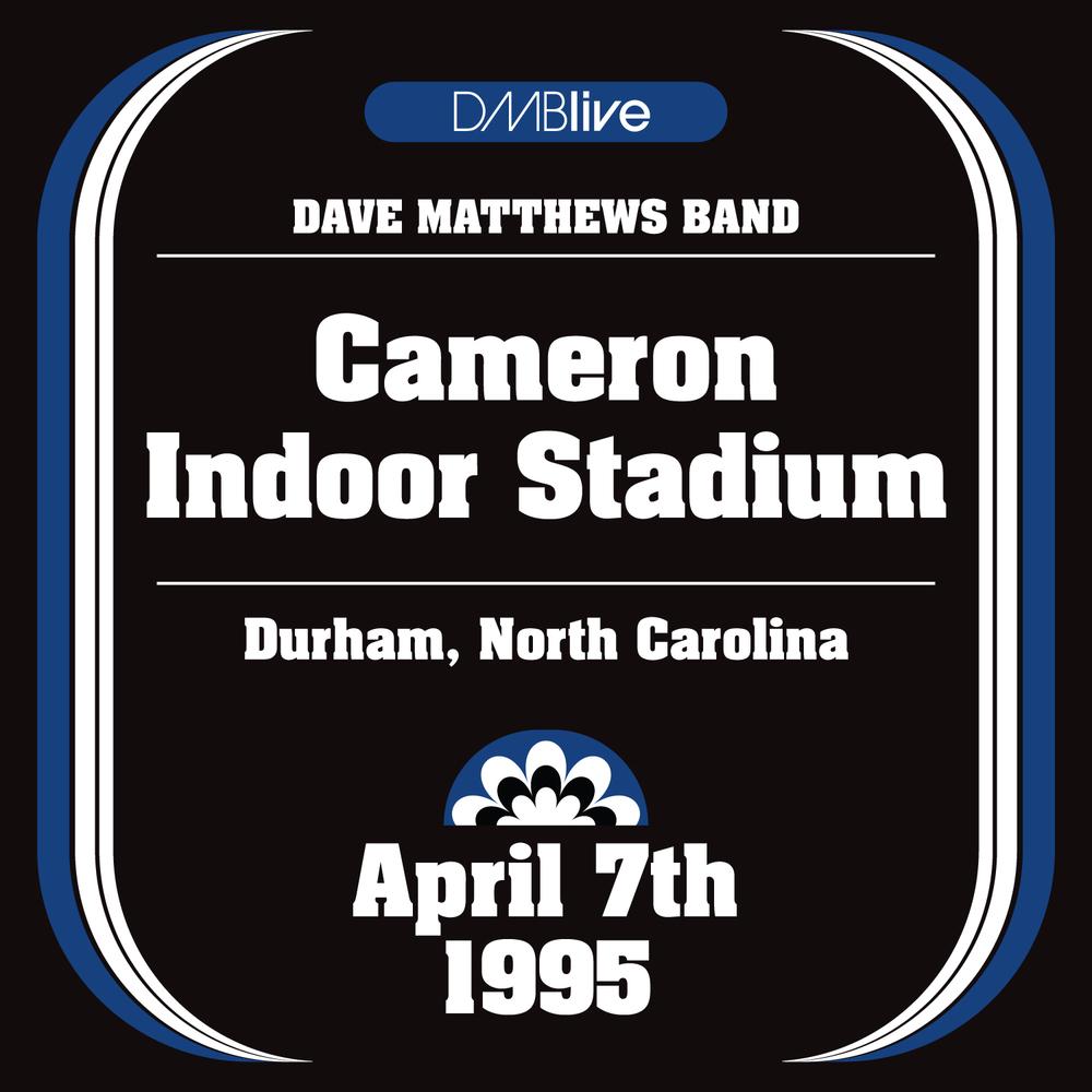 DMBLive: Cameron Indoor Stadium - Durham, NC - 1995-04-07