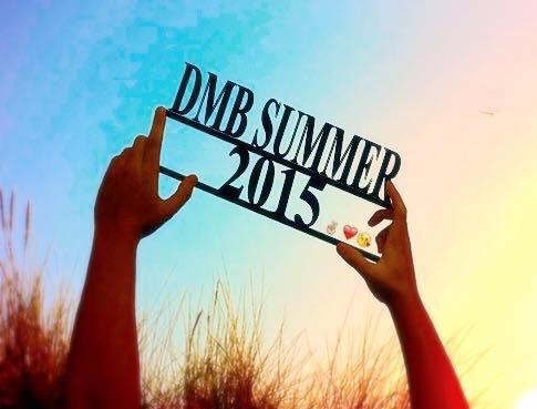 dmb summer 2015