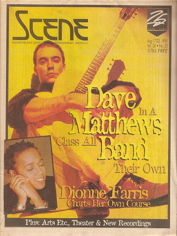 Scene - Vol.26 No.33 - August 17-23 1995
